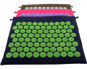 New Eco friendly portable Health Massage Private label Acupressure mat