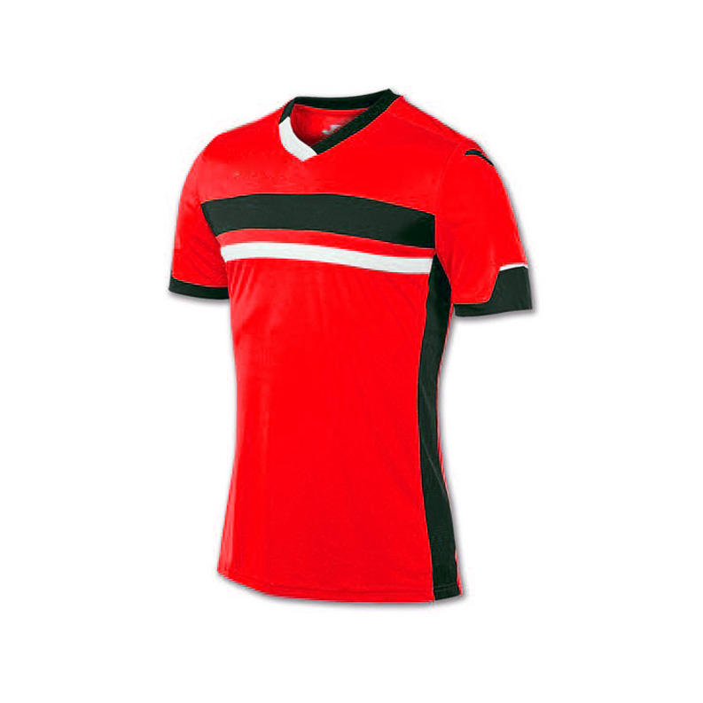 Unique breathable and comfortable material Cool dry OEM soccer jersey design