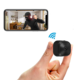 Mini Spy Camera Wireless Hidden Home WiFi Security Cameras with App 1080P 32GB SD Card