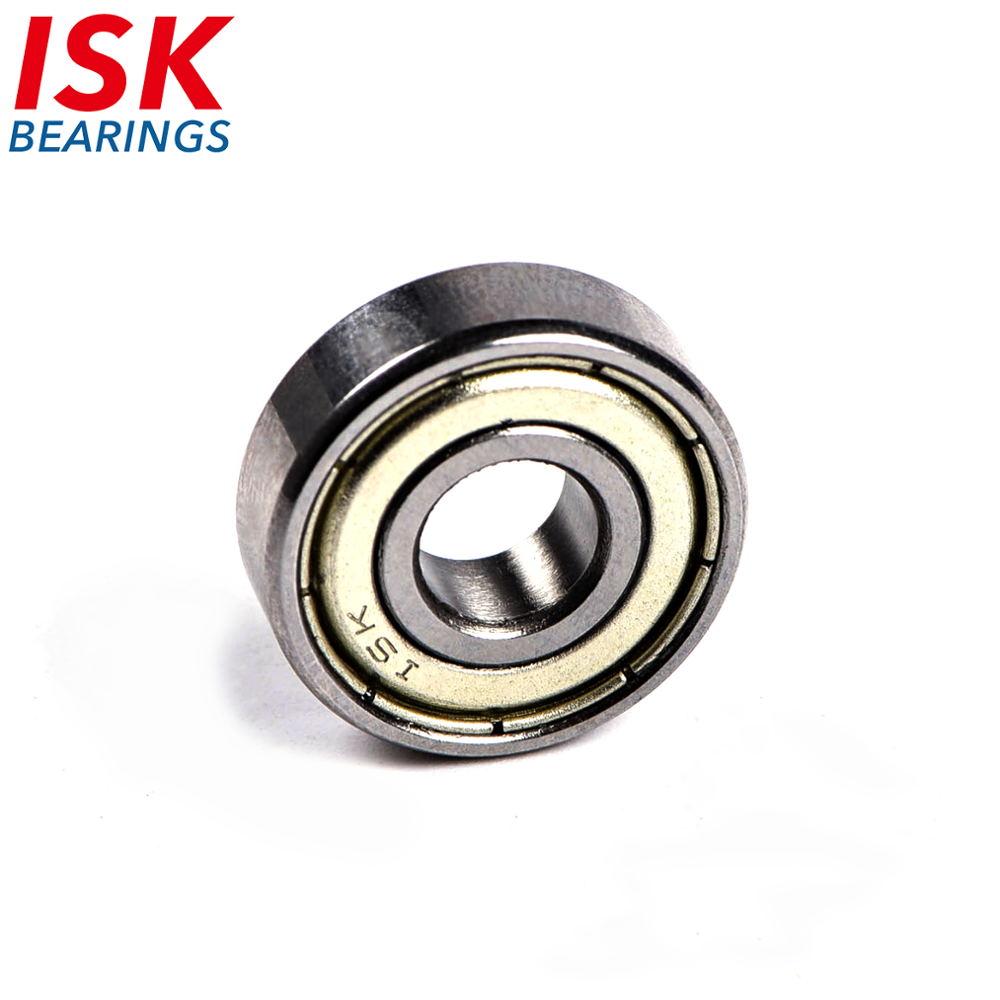 8pcs W2 RM2-2RS 3//8/'/' 9.525*30.73*11.1mm V Groove Sealed Ball Guide Bearings New