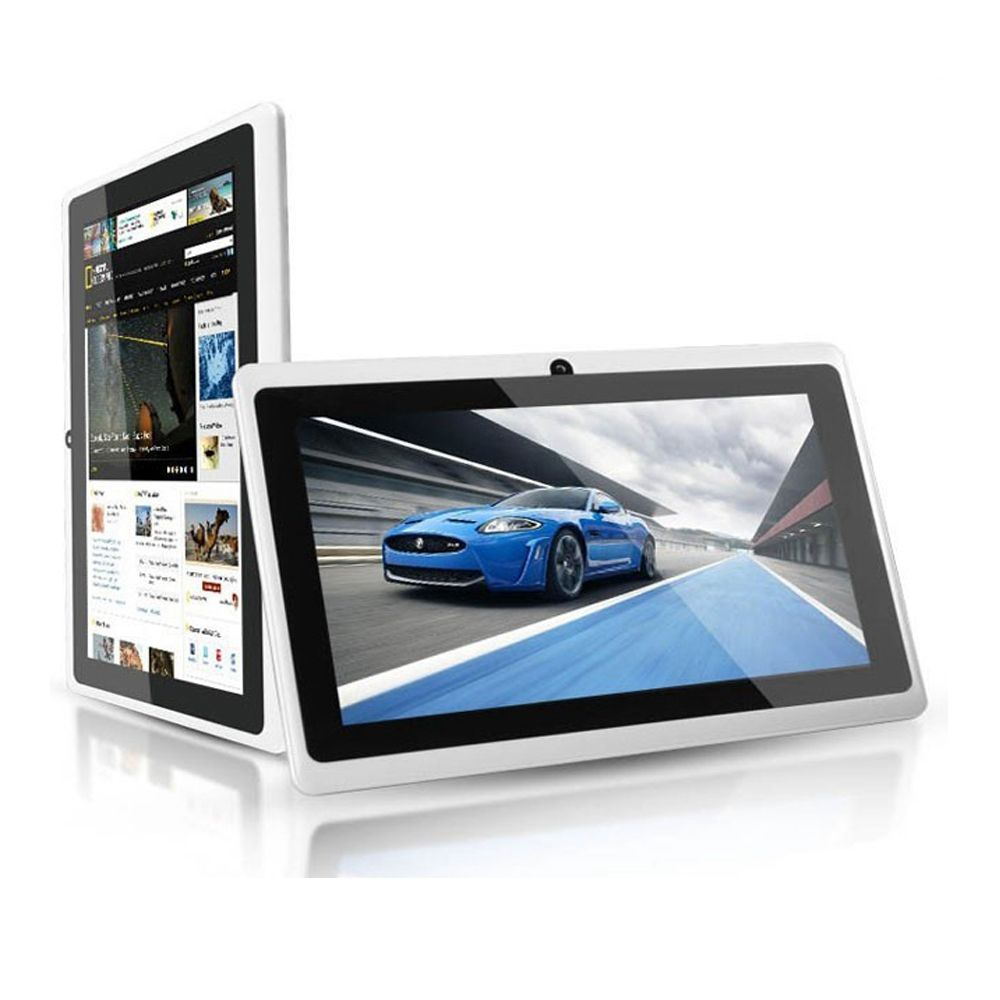 7 inch tablette, die sim-karte, a13 q88 2g tablet pc mit anruf funktionen, laptop tablet 7 zoll tablet