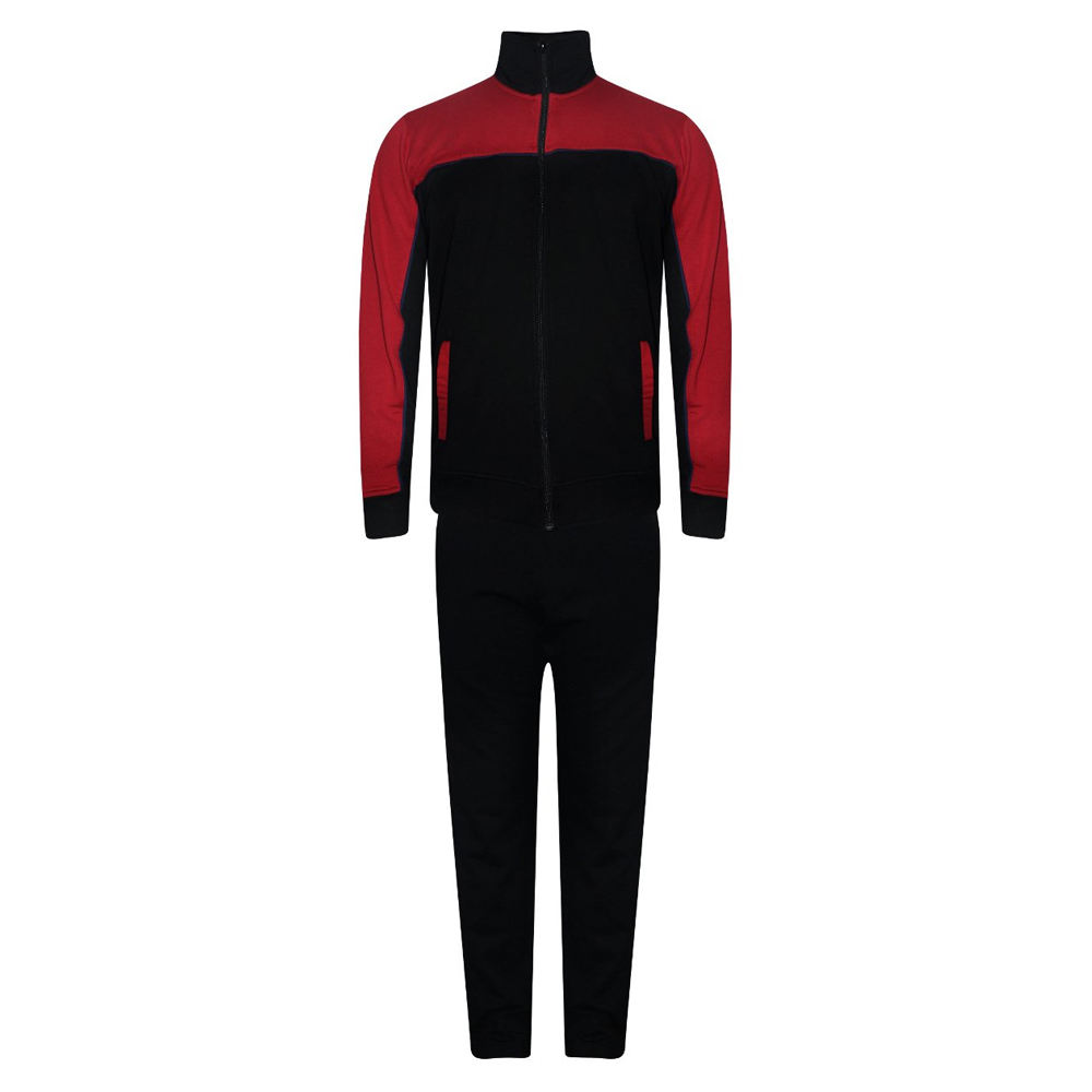 Wholesaler Low Price Custom Sports Tracksuits/ Jacket Windproof Suit with Flexible High Quality Men track sports Warm up Jackets
