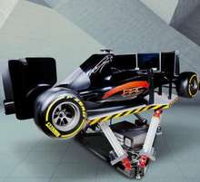 F1 Full Motion Simulator 6 DOF