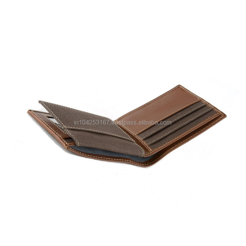 Professional leather wallet buyers