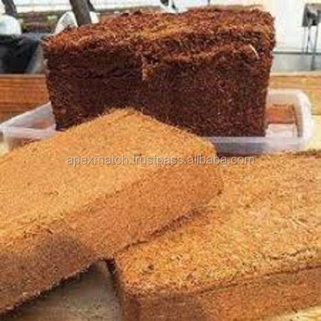 Coir Pith Suppliers for Potting soil