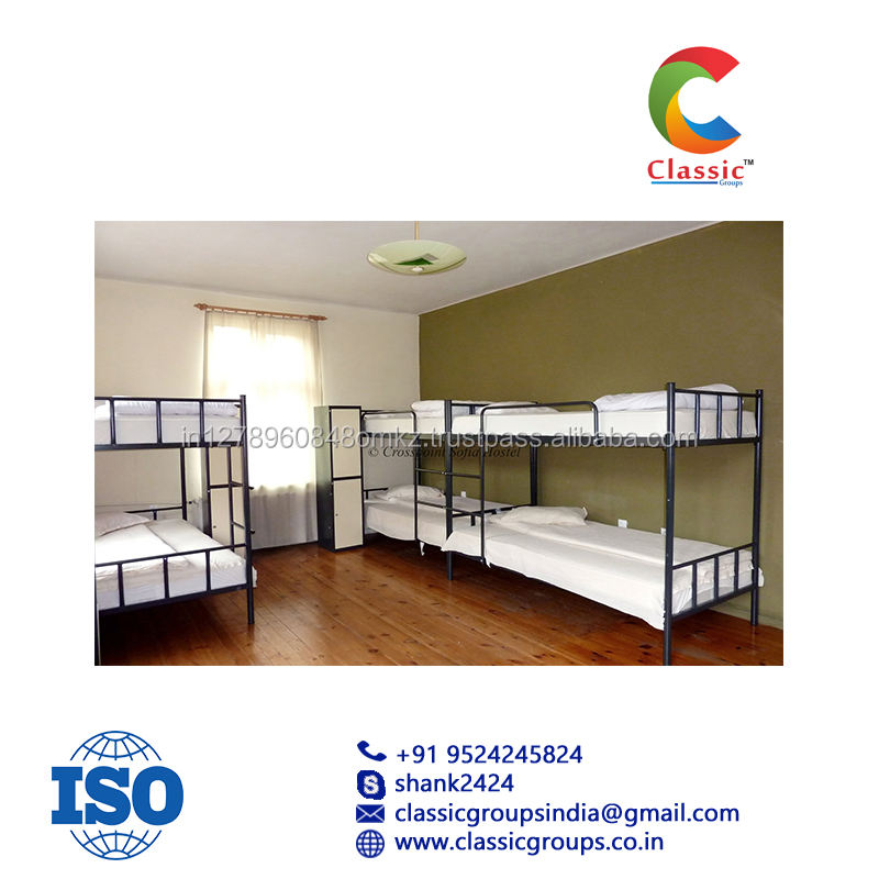 College Hostel and Double Deck Cots in High Quality