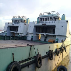 LANDING CRAFT Barge Boat 2000 ton