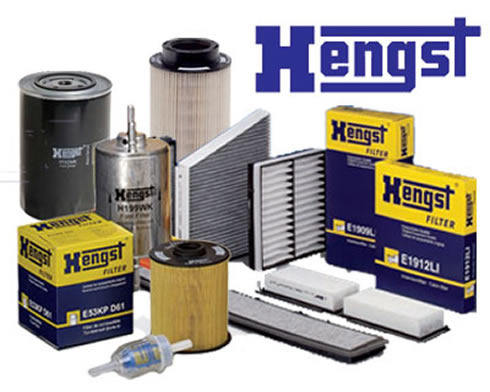 HENGST OIL FILTERS FIT FOR EUROPEAN CARS AND TRUCKS