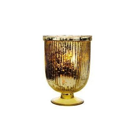 Antique Design Hurricane Lamps Round shape