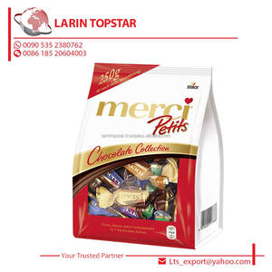 Merci Petits Chocolate Collection 250g Chocolate Candies Storck