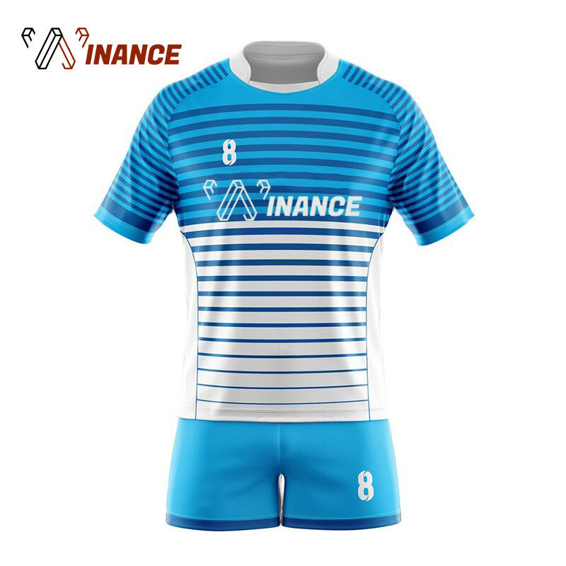 Custom High Quality Design Your Own Rugby Team Jersey Uniform