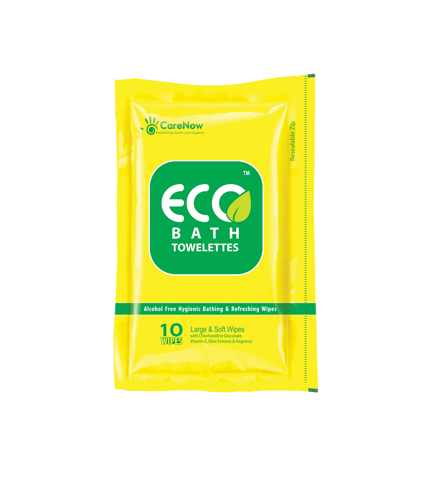 Patient body cleaning disposable bath towels