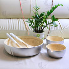 HOTSALE Lacquer bamboo made in Vietnam//spun bamboo bowl, bamboo tray wholesale