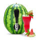 Party Outdoor Bar Summer Drinks Watermelon Cutter Beverage Dispenser Spigot Keg Deluxe Tapping Kit Watermelon Slicer