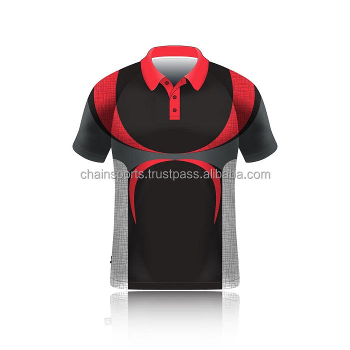 100% Polyester Sublimated Cricket Jersey With Pants