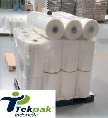 40kg to 50kg Jumbo Roll Stretch Film for Cargo Wrapping