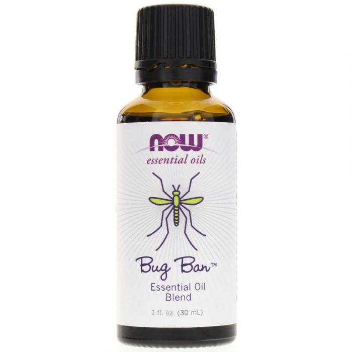 Now Food-Bug Ban Essential Oil Blend 1 Oz