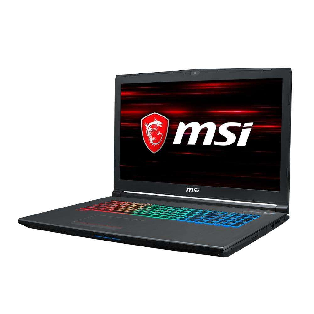 جديد MSI GF72 8RE 032 - Core i7 2,2 GHz - 17,3 زول-8 GB RAM - 1 تيرا بايت HDD - 032