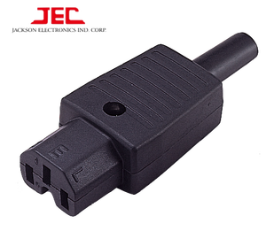 כלכלית ירושלים טייוואן מחדש wirable IEC C15 C16 חם מצב AC כוח תקעים זכר נקבה עצרת תקע מתאם תקעים מתאם