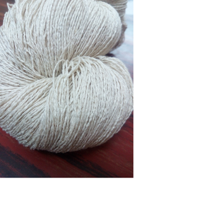 mulberry silk yarns in custom made counts, available undyed and dyed as per your specifications, suitable for yarn stores