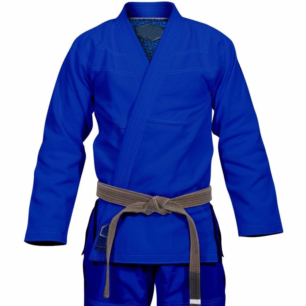igh Level Suppliers White Blue Approved Cheap Price Judo