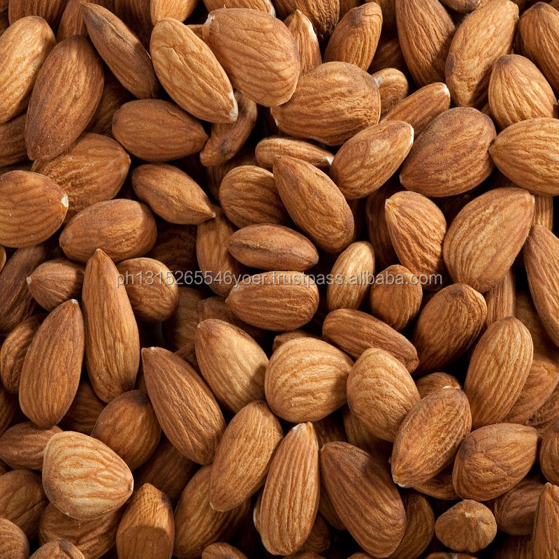 California Almonds Available/ Raw Almonds Nuts, delicious and healthy Raw
