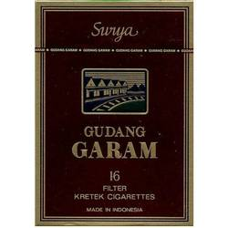 GUDANG GARAM SURYA 16 | Indonesia Origin