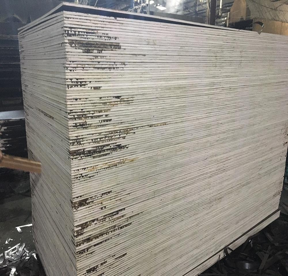 Film Faced Plywood Single Sided to Malaysia 17.5mm from Kego Company Vietnam