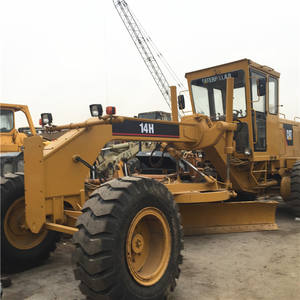 Used Caterpillar CAT 14H Motor Graders/Japan Used CAT 140G 140H Motor Graders for Sale,Caterpillar used 14H motor grader