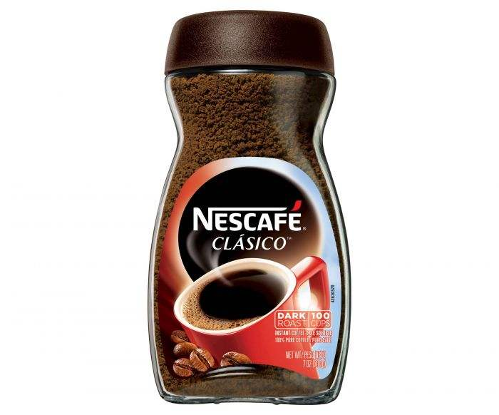 Nescafe instant coffee gold/nescafe classic