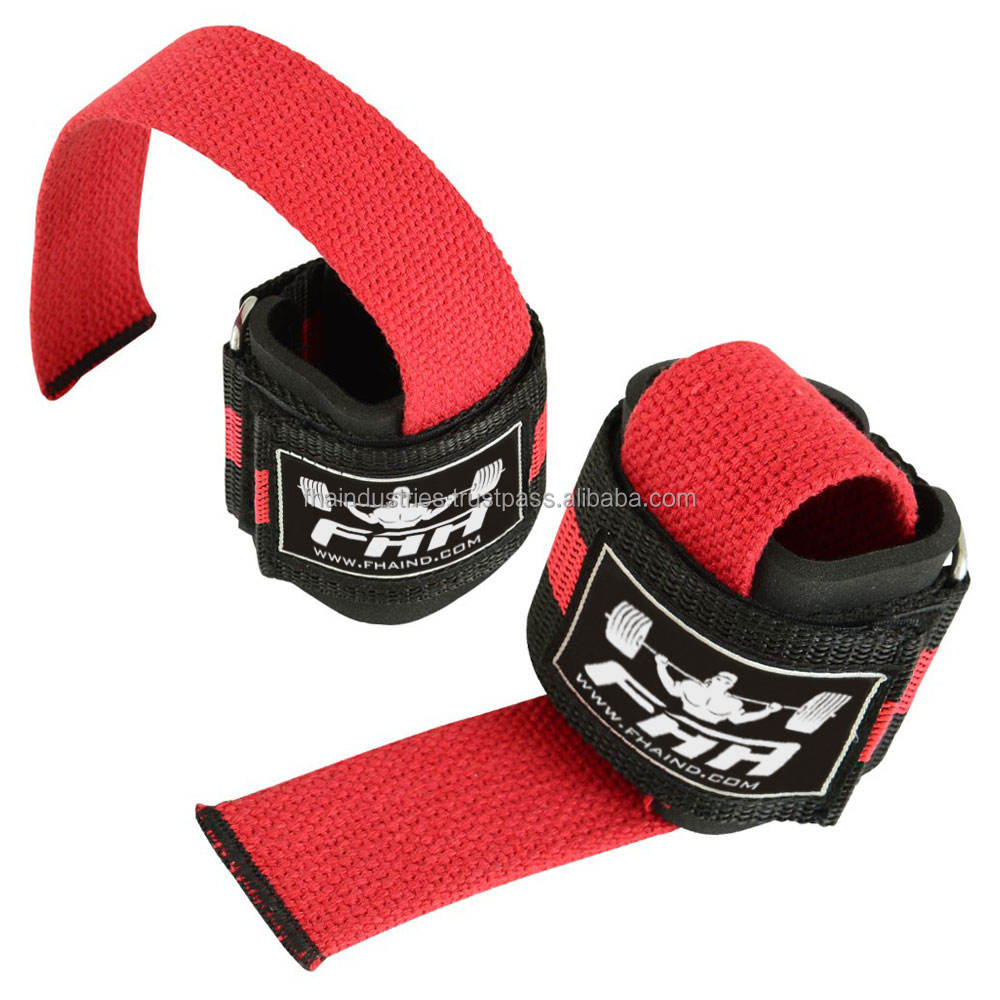 Gym Power Training Weight Lifting Power Straps