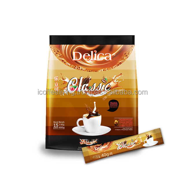 Classic Instant Ipoh White Coffee