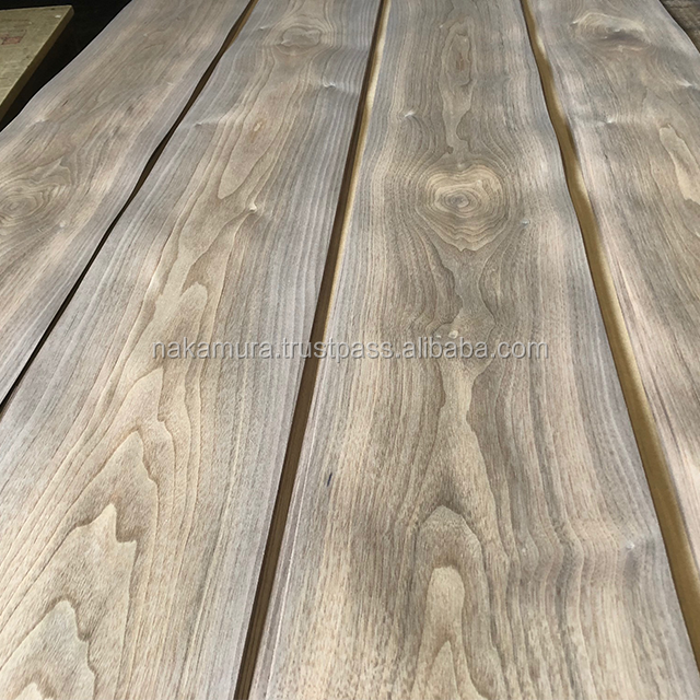 Beautiful Walnut Wood Veneer  other wood species also available