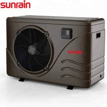 high efficiency heat pump for swimming pool heating