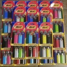 First Classic Quality Big Bics Cigarette Lighters Multi Purpose Color Lighter J25 / J26/ for Sale