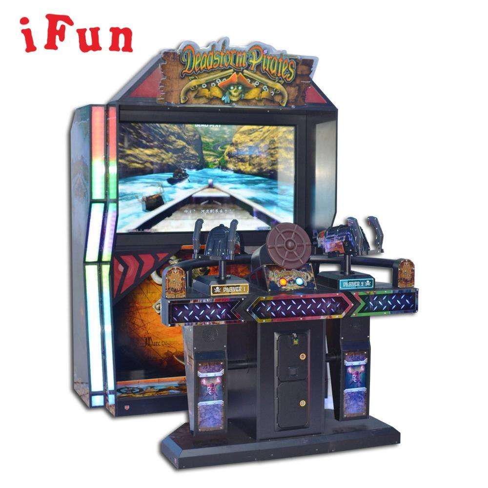 Deadstorm Piraat Arcade Simulator indoor shooting Game Machine