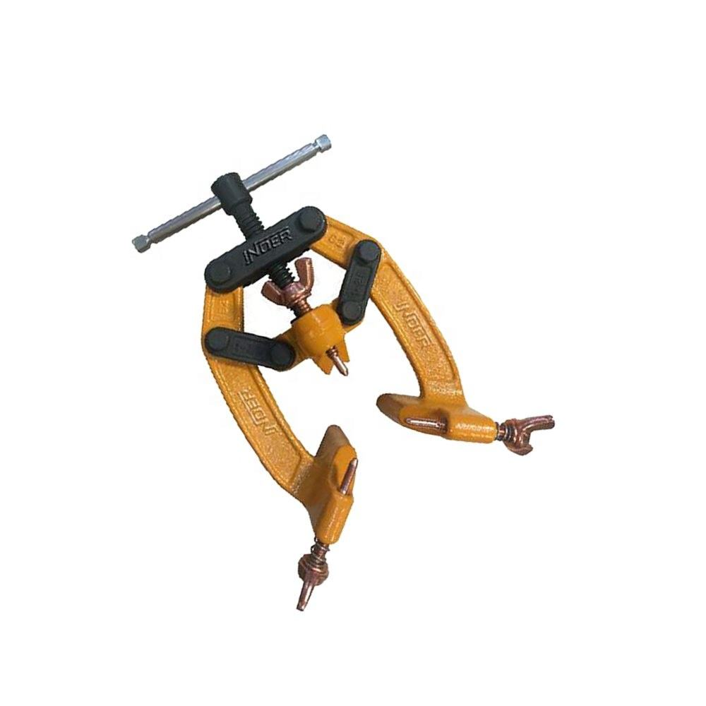 Ductile Iron Pipe Welding Portable Alignment Clamp