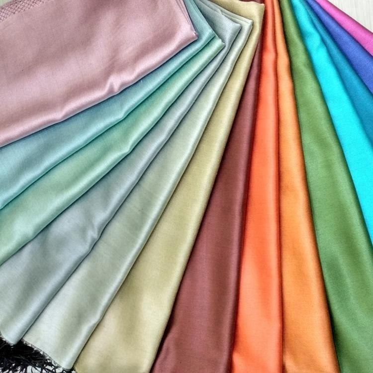 mulberry silk reversible shawls ready to ship scarf high quality satin silk scarf