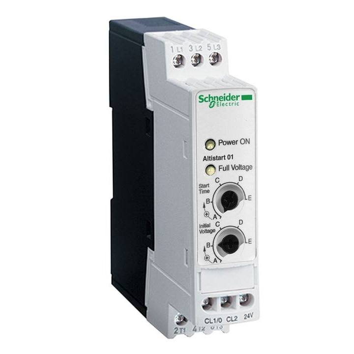 Schneider Single Phase ATS01 Soft Starter for Asynchronous Motor