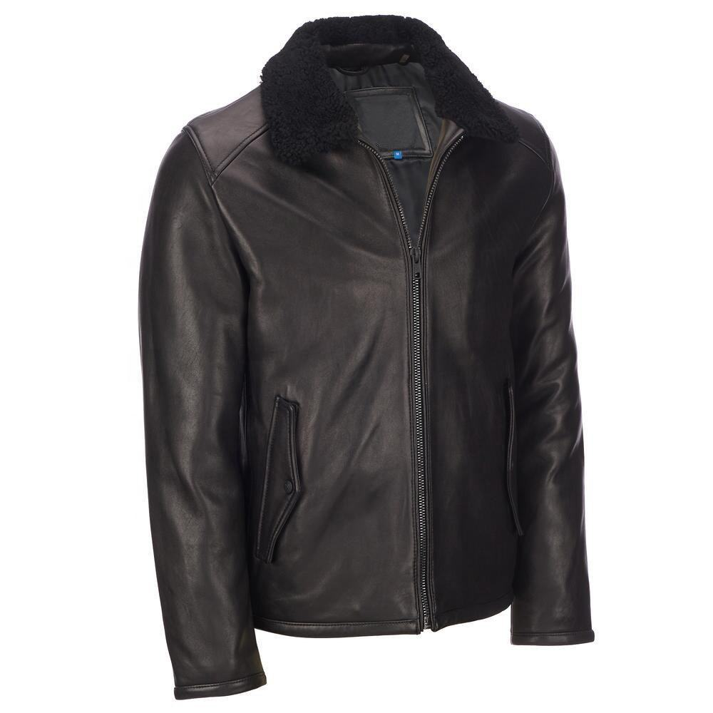 Manufacturer promotional Leather jackets genuine High Support Design your own designer leather jackets