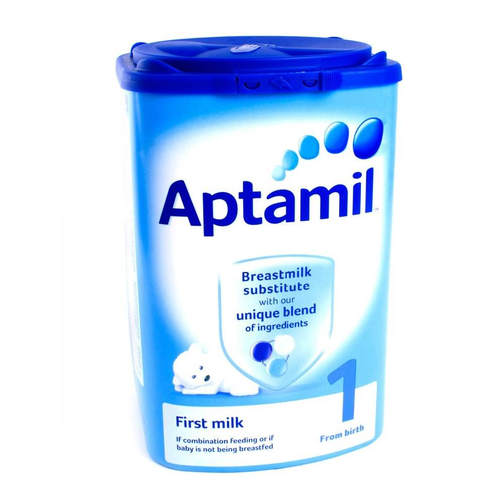 Aptamil Baby Milk Powder All Stages(All Language Text Available)