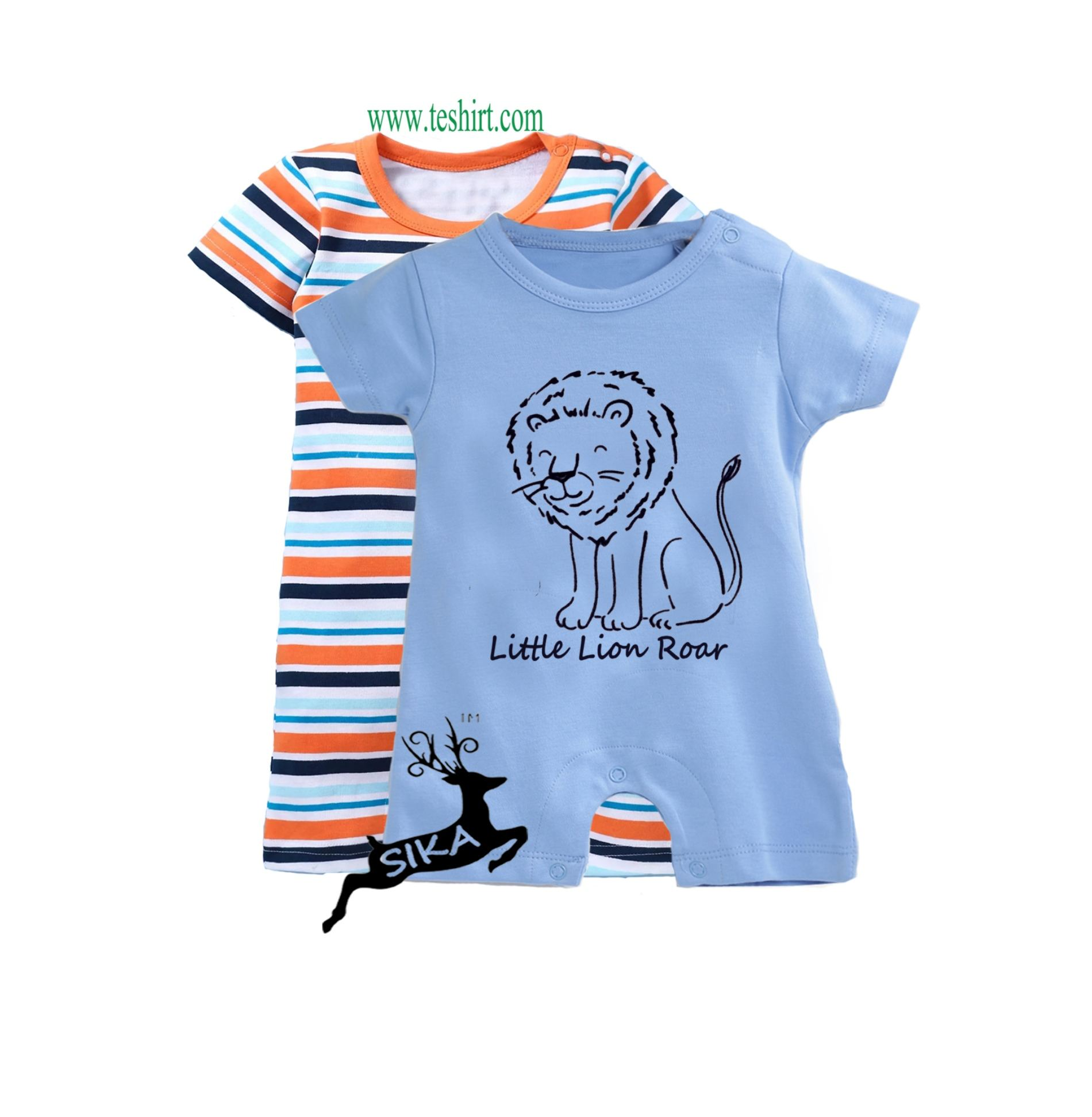 2019 tirupur SUPPLIER High quality cotton clothes wholesale baby blank 100% cotton clothing baby onesie summer newborn baby c