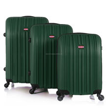 2018 Fashion Hot Selling Polypropylene maletas aluminium trolley cases bags suitcases