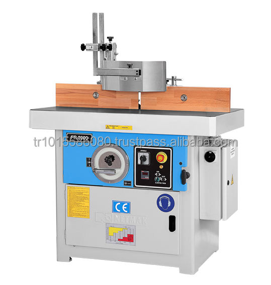 Spindle Moulder (Fixed Table)