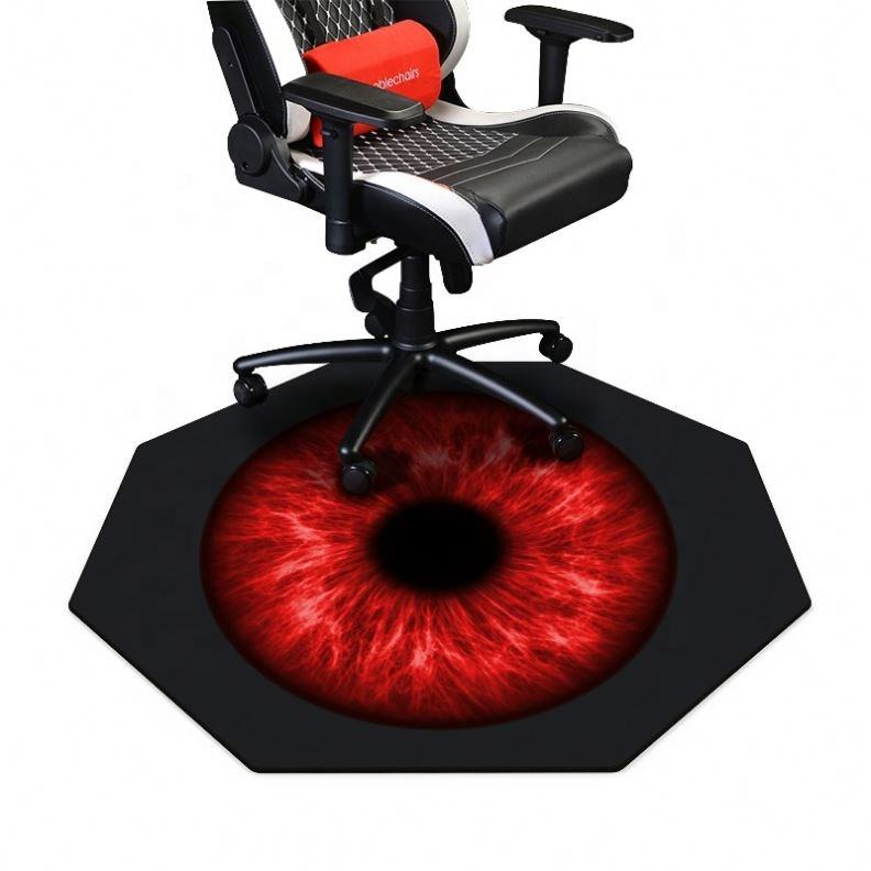Professional High Gaming Floor Chair Splat Mat