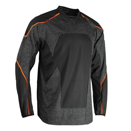 Personnalisé paintball maillot 100% polyester paintball maillots