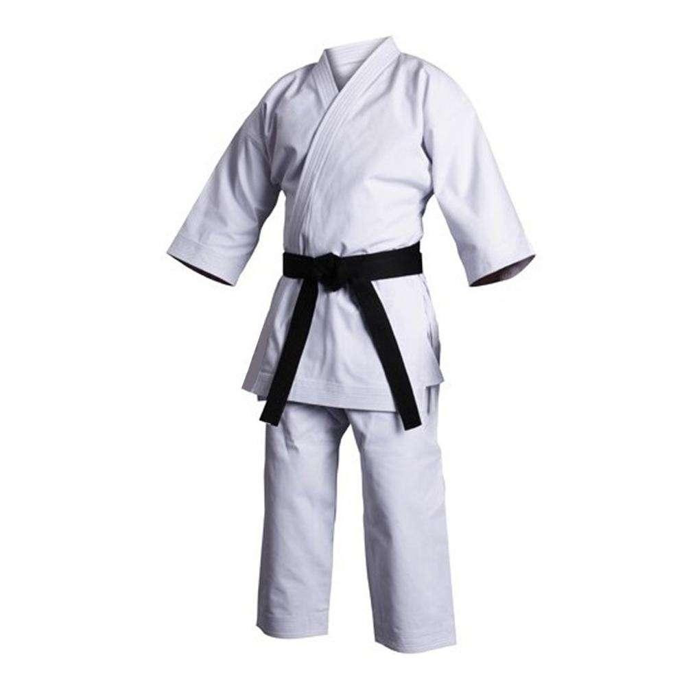Adulte Ensemble de Kimono Karate KO KARATEGI: Costume Karat/é pour Adulte et Enfant et Enfant Mat/ériau de qualit/é sup/érieure Dr Hommes, Femmes