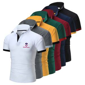 Brussels Sports 100% cotton T-shirt woman/ man clothes custom polo t-shirt printing