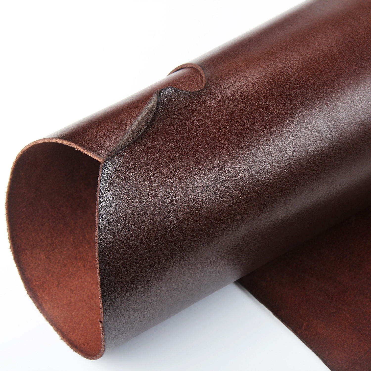 Buffalo Leather Finish 2,9 mm Thick A3 Cowhide Leather / Special quality by TAIDOC