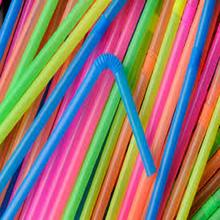 Straw ,Hot!!! Stainless steel rainbow colored metal straws for drinking